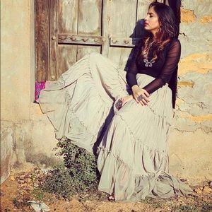 Indo-Western Glam :)